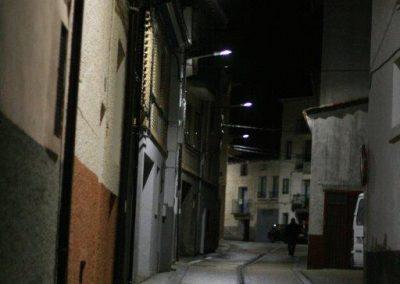 Alumbrado público de San Martín de Moncayo (4)