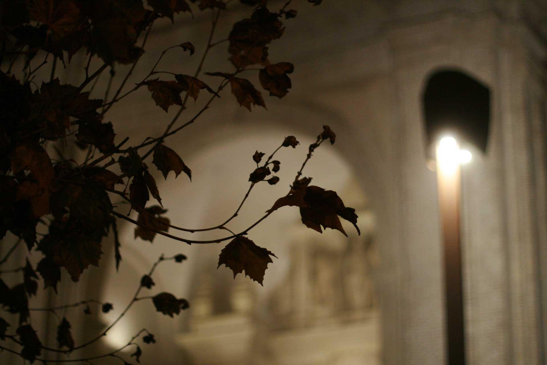 Electricidad igalbe. Iluminación de la Plaza de la Catedral