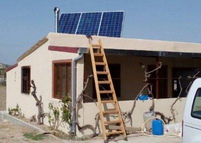 Instalación de placas solares (1)