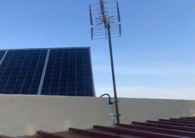 Instalación de placas solares (3)