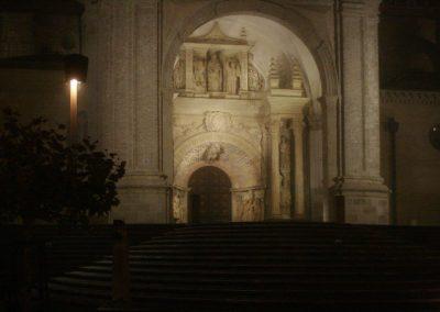 Iluminación Catedral Tarazona (6)