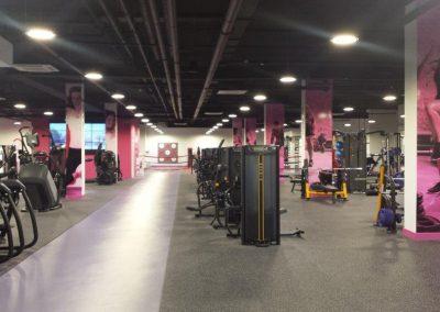 Instalaciones eléctricas en gimnasios. SmileFit Gran Casa (1)