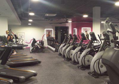 Instalaciones eléctricas en gimnasios. SmileFit Gran Casa (2)