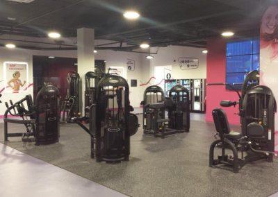 Instalaciones eléctricas en gimnasios. SmileFit Gran Casa (3)