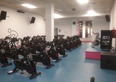 Instalaciones eléctricas en gimnasios. SmileFit Gran Casa (6)