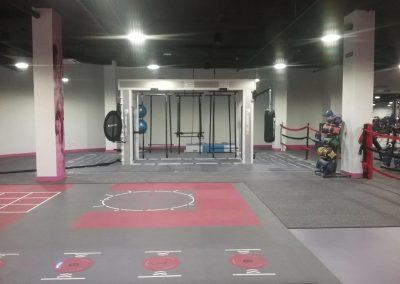 Instalaciones eléctricas en gimnasios. SmileFit Gran Casa (8)